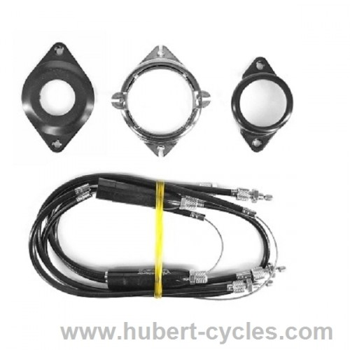 ENSEMBLE ROTOR CABLES ET GAINES  BMX