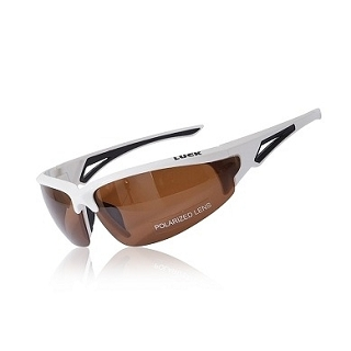 LUNETTES LUCK SPRINT BLANCHES