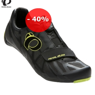 PI CHAUSSURES RTE RACE RD NOIR LIME 43