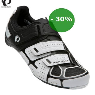 PI CHAUSSURES SELECT ROAD BLANC NOIR 45