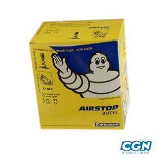 CHAMBRE AIR MOTO 2.25-2.50X17 MICHELIN