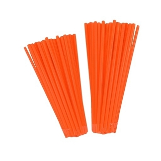 COUVRE RAYON NOEND ORANGE FLUO