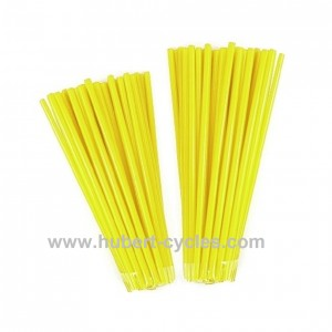 COUVRE RAYON NOEND JAUNE FLUO