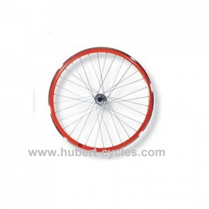 ROUE FIXIE 700 AXE PLEIN FLIP/FLAP AV RE