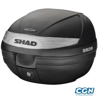 TOP CASE SHAD 29L NOIR