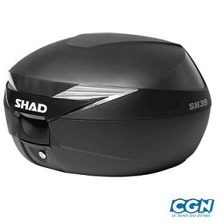 TOP CASE SHAD 39L NOIR