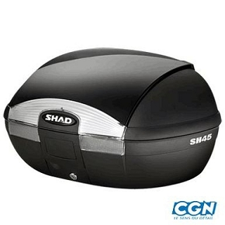 TOP CASE SHAD 45L NOIR