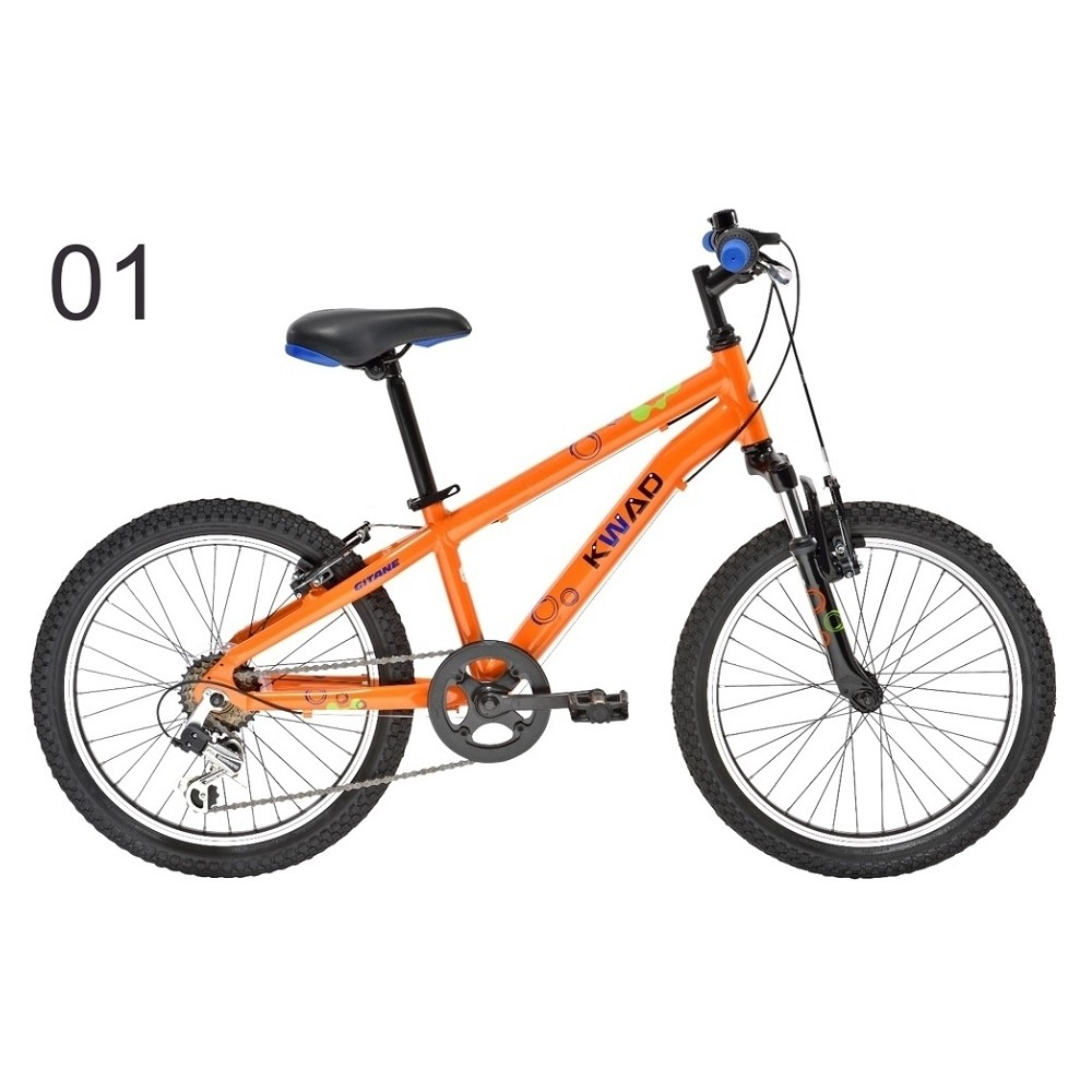 achat velo enfant kwad 20 pouces orange hubert cycles. Black Bedroom Furniture Sets. Home Design Ideas