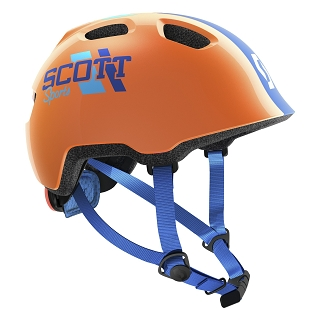 CASQUE SCOTT CHOMP 2 ORANGE T UNIQUE