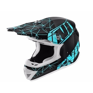 CASQUE CROSS NOEND ORIGAMI LIGHT BLUE SC