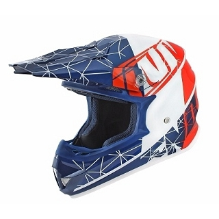 CASQUE CROSS NOEND ORIGAMI PATRIOT SC15