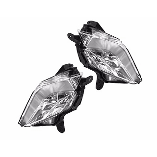 CLIGNOTANT ARRIERE A LED RB MAX TMAX530