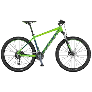 VTT SCOOT ASPECT 940 GREEN S