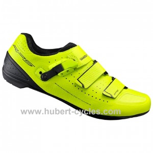 CHAUSSURE ROUTE RP5 JAUNE LIME 42