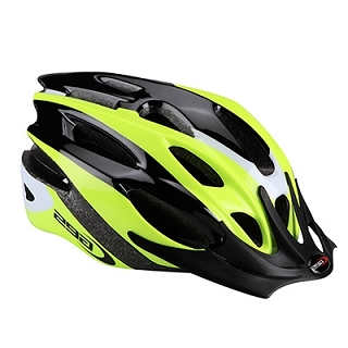 CASQUE VELO ADULTE GES VTT ROCKET JAUNE