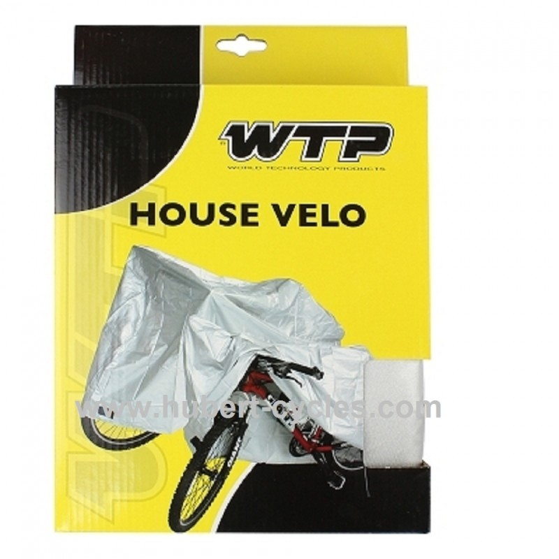 Achat housse de protection velo l 195x77x90cm acsudsacim for Housse protection velo