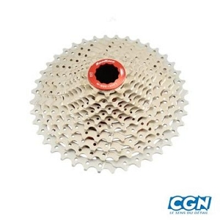CASSETTE 11V SUNRACE CSMX8 11-40DENTS