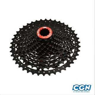CASSETTE 11V SUNRACE CSMX8 11-42DENTS