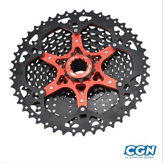 CASSETTE 11V 11-46 DENTS SUNRACE CSMX8