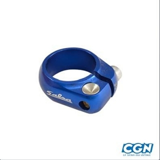 COLLIER SELLE ROUTE FIXIE 28.6 CNC BLEU