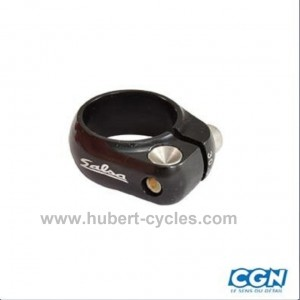 COLLIER SELLE ROUTE FIXIE 28.6 CNC NOIR