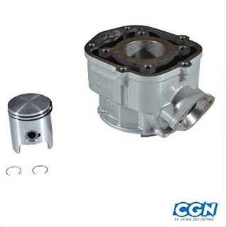 CYLINDRE PISTON DERBI ORIGINE EURO 3