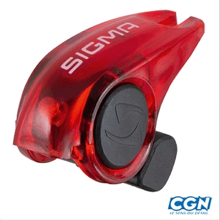 ECLAIRAGE VELO PILE AR SIGMA BRAKE LIGHT