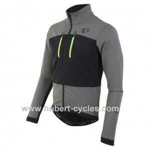 VESTE ELITE ESCAPE SOFTSHT GRIS SMOKED L
