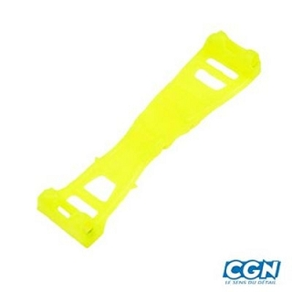 SUPPORT PHONE UNIVERSEL SILICONE JAUNE