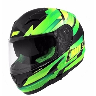 CASQUE INTEGRAL NOEND RACE BY OCD GREEN