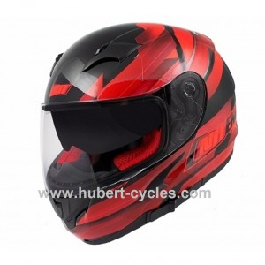 CASQUE INTEGRAL NOEND RACE BY OCD RED SA