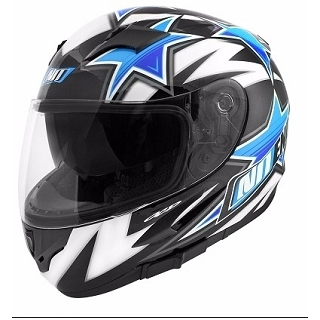 CASQUE NOEND STAR BY OCD BLUE XS