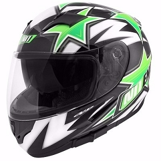 CASQUE NOEND STAR BY OCD GREEN XS