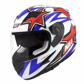 CASQUE NOEND STAR BY OCD PATRIOTE XS