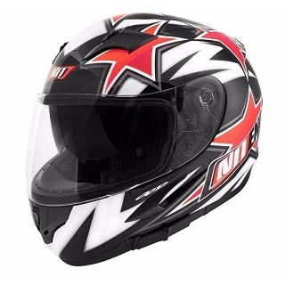 CASQUE NOEND STAR BY OCD RED XS