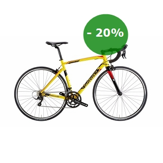 WEEKEND BIKE MONTEGRAPPA SORA YELLOW