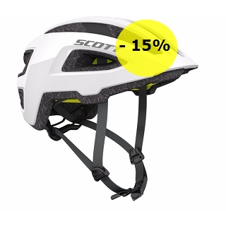 CASQUE VELO SCOTT GROOVE PLUS WH S/M