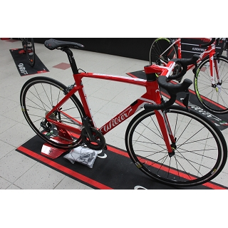 BIKE CENTO10AIR+AL. ULT.DI2 ELITE M RED
