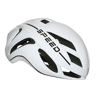 CASQUE VELO ROUTE SPEED BLANC 55-58