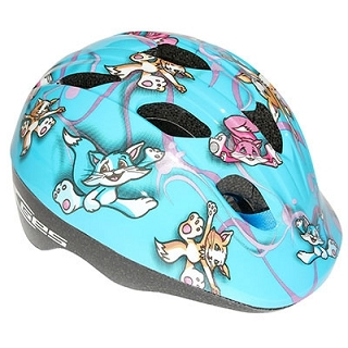 CASQUE ENFANT GES CHEEKY CHATS 46-53