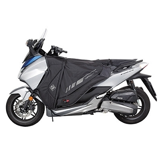 TABLIER COUVRE JAMBE HONDA 125 FORZA 15>
