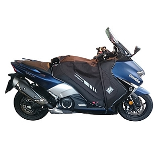 TABLIER COUVRE JAMBE YAMAHA TMAX530 17>