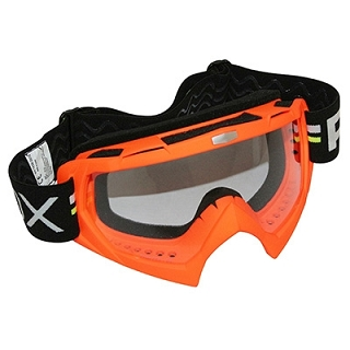 MASQUE CROSS ADX MX ROUGE FLUO MAT