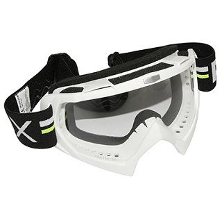 MASQUE CROSS ADX MX BLANC BRILLAT