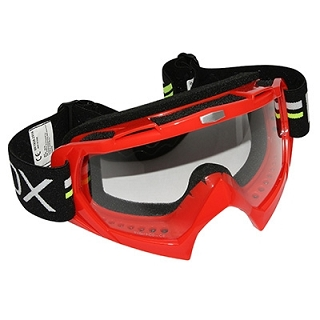 MASQUE CROSS ADX MX ROUGE BRILLANT