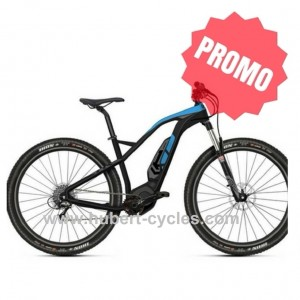 O2FEEL KARMA XT DI2 BLACK BLUE