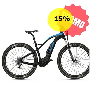 O2FEEL KARMA XT DI2 BLACK/BLUE TAILLE S