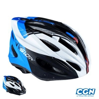 CASQUE ROUTE/VTT OPTIMIZ O-300 VISION BL