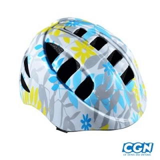 CASQUE ENFANT BABY OPTIMIZ O-200 FLOWER