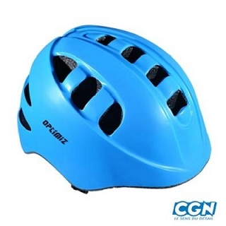 CASQUE ENFANT OPTIMIZ O-200 BLEU MAT AVE